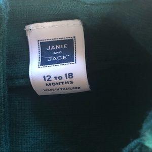 Janie and Jack Dresses - Janie And Jack green dress